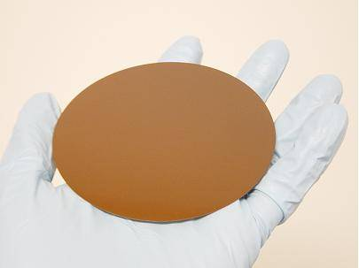 polyimide wafer image